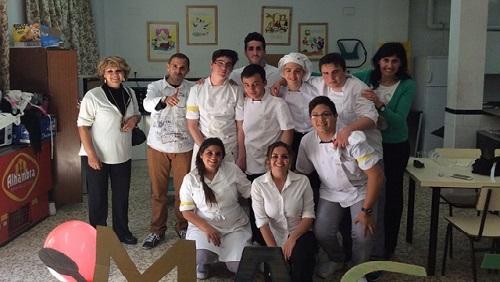 Alumnos Formación Profesional Básica de Cocina